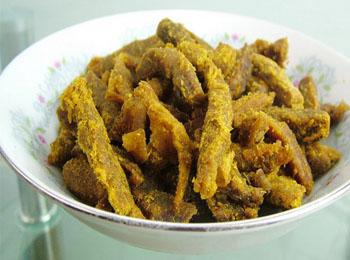 上海咖喱牛肉干