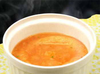 西红柿浆汤