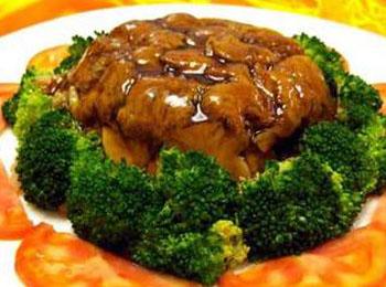 红烧猴头蘑