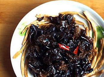 掸炝黄花菜