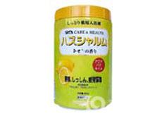 爱爽 柠檬味药用入浴浴盐