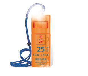 羽西 透明防晒条SPF25