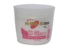 西藏红花 草莓酸奶面膜