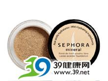 丝芙兰 矿物质散粉