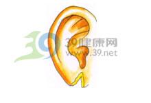 耳垂缺损修复
