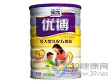 圣元 圣元优博较大婴儿配方奶粉2段