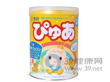 BeanStalk 日本雪印SnowBaby婴儿配方奶粉1段