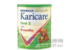 Karicare 新西兰Karicare 较大婴儿配方山羊奶粉2段