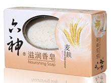 六神 滋润香皂(麦麸)