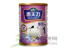 惠天力 惠天力多元婴儿配方奶粉1段