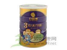 贝智康 贝智康双益幼儿配方奶粉3段