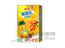 伊利 伊利优酸乳双果奇缘(菠萝+橙味)