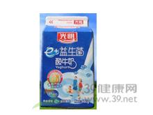光明 光明e+益生菌酸牛奶(原味)