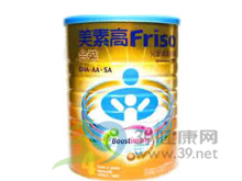 美素佳儿 香港版金装美素高儿童成长奶粉