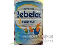 牛栏 台湾版【牛栏】宝贝乐较大婴儿配方奶粉2段