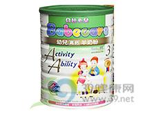 贝比卡儿 台湾版贝比卡儿幼儿高钙羊奶粉3段