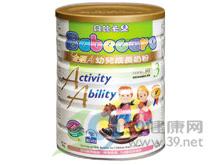 贝比卡儿 台湾版贝比卡儿金选A幼儿成长奶粉3段