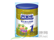 兴安岭 兴安岭XA系列婴儿配方奶粉1段