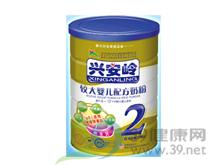 兴安岭 兴安岭XA系列较大婴儿配方奶粉2段