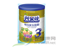 兴安岭 兴安岭XA系列幼儿配方奶粉3段