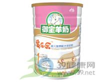 御宝 御宝羊乐乐婴儿营养配方羊奶粉1段
