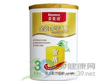 多美滋 多美滋金装多学1加金盾幼儿配方奶粉3段