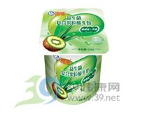 海河乳业 海河益生菌复合果粒酸牛奶(猕猴桃+芦荟)