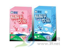 海河乳业 海河原味酸酸乳饮品