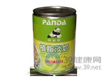 熊猫乳业 熊猫植脂淡奶