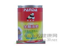熊猫乳业 熊猫P03全脂淡奶