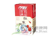 晨光乳业 晨光红枣枸杞牛奶