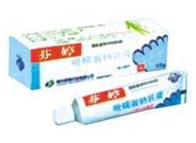 吡硫翁钠乳膏(芬婷)