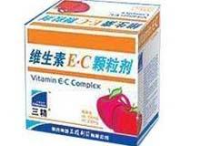 维生素E、C颗粒剂(三精)