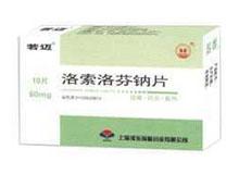 洛索洛芬钠片(若迈)