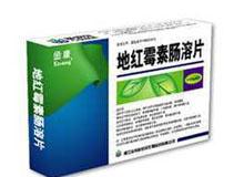 地红霉素肠溶片(金康)