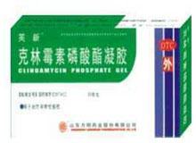 克林霉素磷酸酯凝胶(芙新)