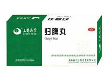三鹤药业(归脾丸)