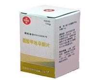 醋酸甲地孕酮片