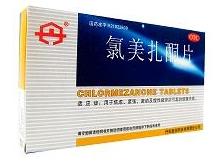 氯美扎酮片