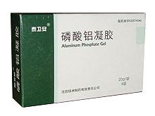 磷酸铝凝胶