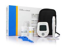 血糖、总胆固醇多功能分析仪(百捷)
