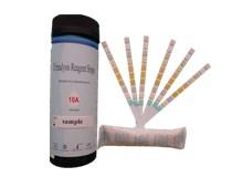 尿十项试纸(干化学检测法)