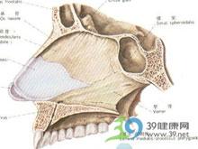 鼻粘膜溃疡和萎缩