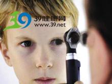 视力视野改变