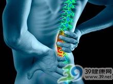 下肢感应痛或放射痛的腰背痛