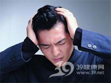 梳头或洗头时头发脱落增加