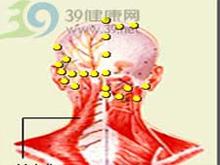 枕部和颈后疼痛