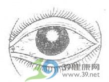 角膜知觉减少