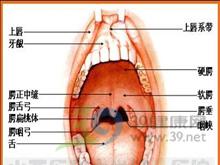 喉弥漫性黏膜肥厚,凹凸不平