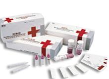便隐血检测试纸(胶体金法)(商品名:消康保)(消康保)